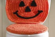 Knit/crochet fall holidays / by Leah Gosney