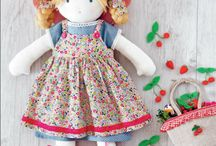 Doll Inspiration Rag Dolls