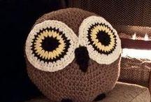 almohadones croche