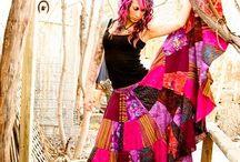 Gipsy skirts