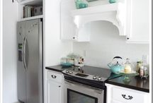 home: kitchen / by Kim Larson