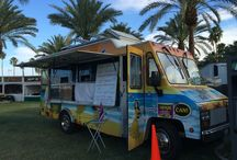 SPAM®Brand at Coachella / The @AlohaPlateFoodTruck served thousands of #SPAM to fans at #Coachella! See behind-the-scenes photos of the event | #Coachella2014 #SPAMCAN #SPAMmusubi