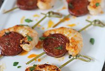 Recipes: Appetizers, Tapas & Snacks / by Angela Super