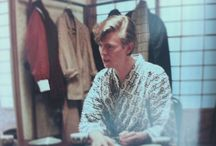 Photos Of David Bowie & His Co.