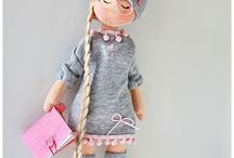 Dress toy doll