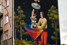 Street Art Lublin (Poland)