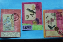 Artist Trading Cards (ATCs) / Inspiration for the tiny little cards I have fallen in love with. / by Sage&TimeDesigns