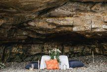 Beach Side Splendor / Wedding Editorial by Luke Liable Photography, Outlooks for Men, Lu Lu's Boutique, Conscious Hair by Elena, Melanie Baird and Verbena Flower Design