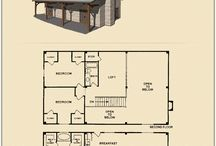 Timber House Plans