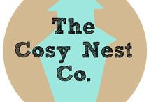 The Cosy Nest Co / All about us, our stock and all the other bits inbetween