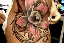 Piger tatoveringer