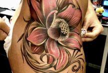 Tattoo's / by Amy Turk Christiansen