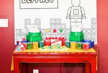 Lego party / by Whitney Schabow