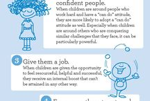 Creating Confident Children / Supporting children's self-esteem and self-confidence is vital for them to become empowered learners. Check out our pins on how to help them be confident as they grow.