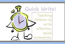 Graphic Organizers for Young Writers