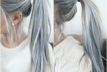 Волосы в которые я хочу покрасить