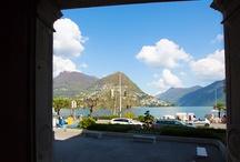 The gateway to Lugano