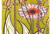 Angie Lewin / Detail of our plant life......the drawings are just beautiful.....love it