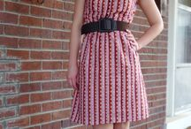 Sewing Dresses / by Sue Cline