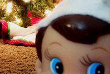 Elf on the selfe