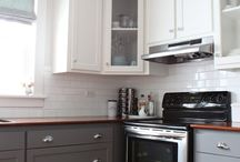 kitchen / by Gina Fuller