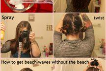 hair and fashion tricks