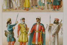 Orientalische Prunkgewänder für Männer