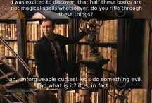 Scared Potter?