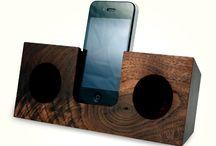 gadgets van hout