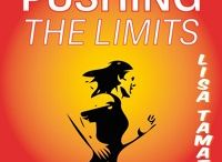 """""""Pushing the Limits"""" Podcasts by Lisa"""