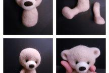 ours laine feutrée