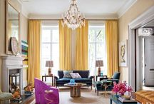 get the look: colorful NYC home