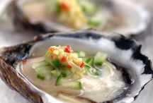 Oysters / Our gems of the sea.  Let us inspire you to create delicious culinary dishes with Oysters & our Seafood Seasoning Blend.