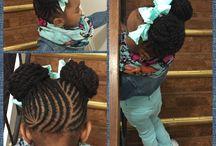 cute lil girls hairstyles