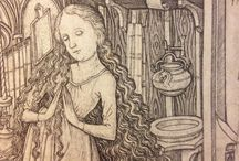 hygiene in the middle ages - iconography