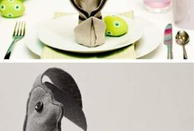 Easter decoration ideas / Easter decoration. Flowers, eggs, wreaths, table settings, kids crafts.  / by Dominstil Casaetrend