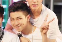 BTS / Bias: V, Suga and Rapmon