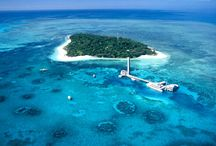 Wonderful Islands to see / Islands around Australia to visit