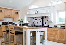Greenhill Modern Classic Kitchen Private Residence, Lisnaskea, Co Fermanagh / Greenhill Modern Classic Kitchen