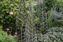 structure au jardin