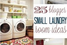 Laundry Room / by Kaitlyn Garbett