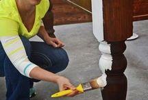come dipingere mobili