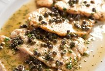Chicken Recipes / by Sharon Day-Waterston
