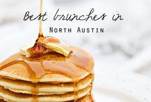 Brunch Austin / Where to have brunch in Austin,Texas / by Gwen Cash