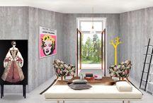 Neybers / Room design by me