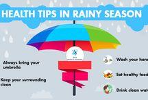 #Health #tips in #rainy #season