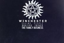 {••SUPERNATURAL••} / Saving people hunting things. The family business  / by Hannah Gonzales