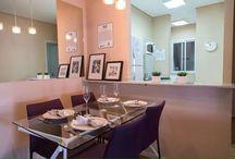 Decoração/Sala de Jantar