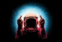 Vesmírno