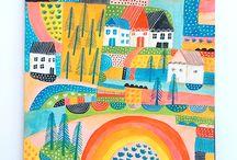 Lisa Congdon Landscapes